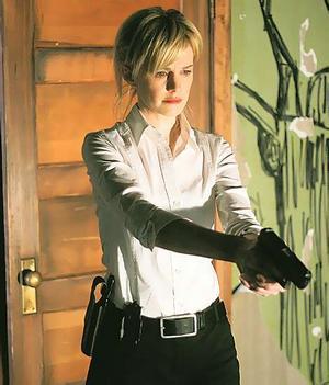 Kathryn Morris ako Detectiv Lily Rush