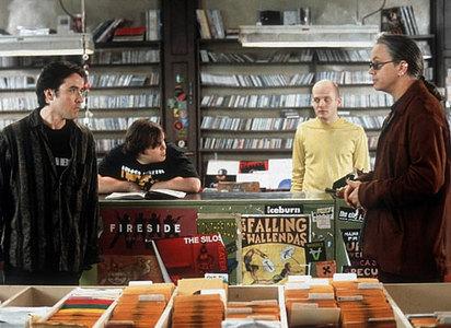 Championship Vinyl store, High Fidelity
