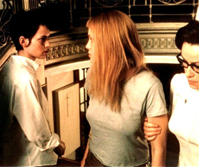 Claymore mental institution, Girl, Interrupted