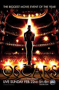 81st annual academy awards (Oscars)