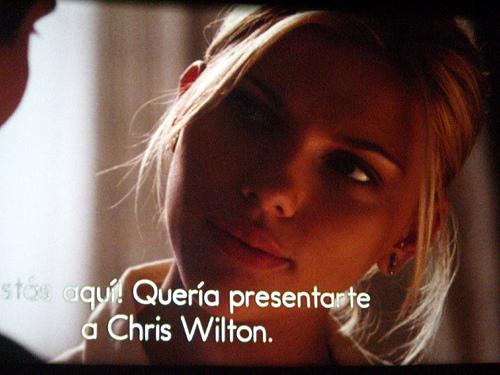 Scarlett Johansson by Hector Milla.