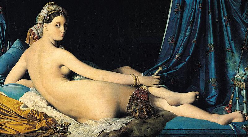 File:Jean Auguste Dominique Ingres, La Grande Odalisque, 1814.jpg