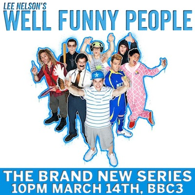 Lee Nelson Well Funny People