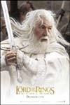 Plakát k filmu Pán prstenů: Návrat krále