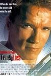 Plakát k filmu Pravdivé lži