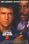 Plakát k filmu Smrtonosná zbraň 2