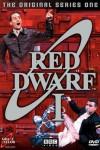 Plakát k seriálu Červený Trpaslík