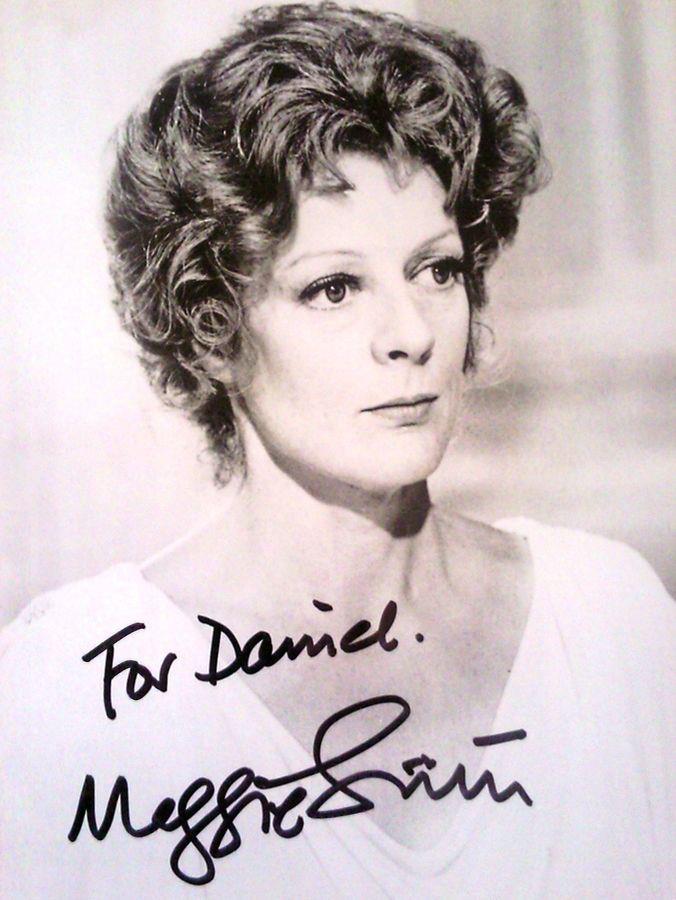 Maggie Smith (born 28 December 1934)