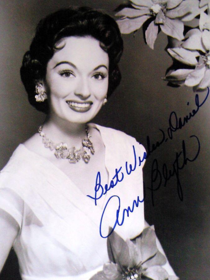 Ann Blyth (born August 16, 1928)