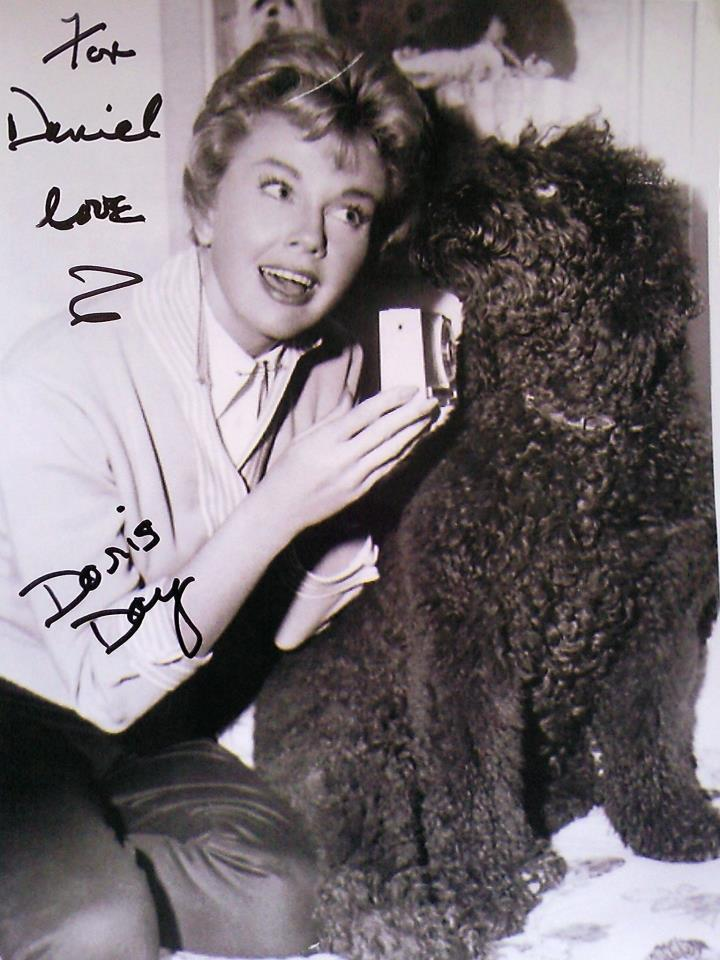 Doris Day (born April 3, 1924)