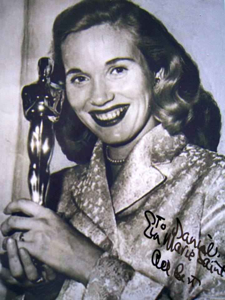 Eva Marie Saint (born July 4, 1924)