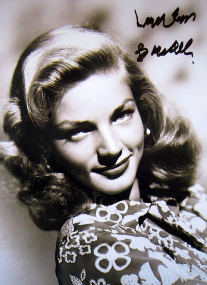 Lauren Bacall (born September 16, 1924)