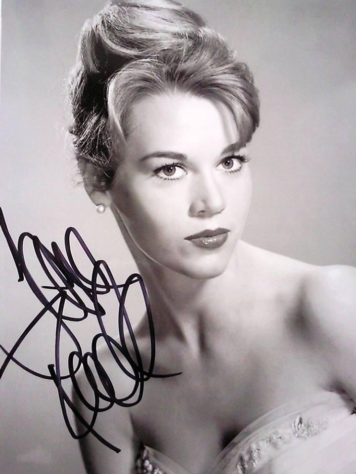 Jane Fonda (born December 21, 1937)