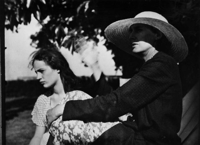 Angelica Garnett a Virginia Woolf