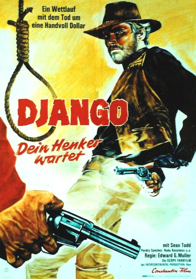 Non aspettare, Django, spara