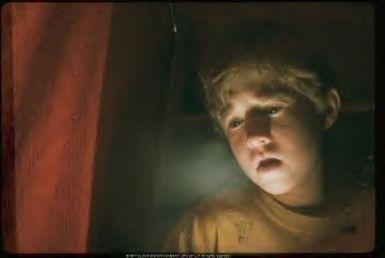 malý chlapec Cole Sear vidící mrtvé lidi, kteří chtějí pouze pomoci...