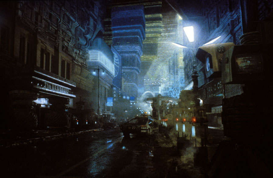 Blade Runner - Lon Angeles 2019