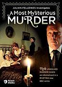 a most mysterious murder