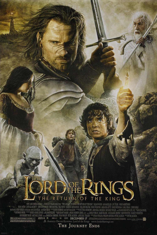 Pán prstenů 3