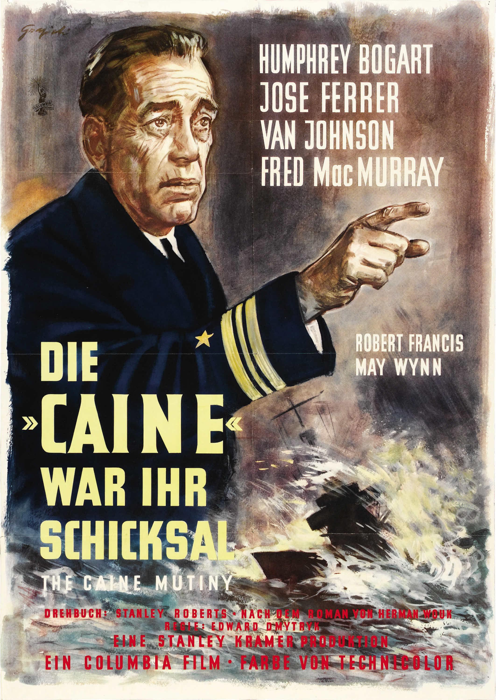 Vzpoura na lodi Caine