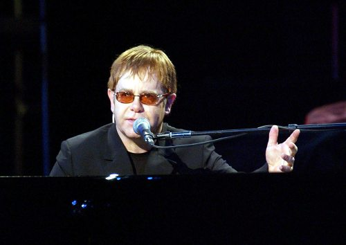 Elton John;