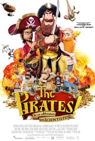 Pirates! In an Adventure with Scientists!,