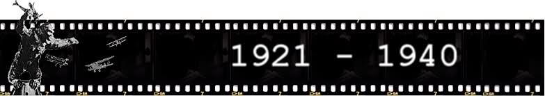 1921 - 1940