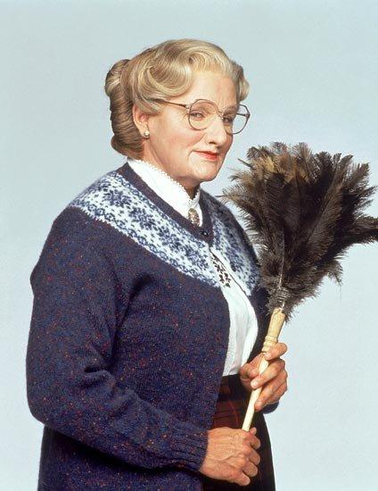Euphegenia Doubtfire (Mrs. Doubtfire - táta v sukni)