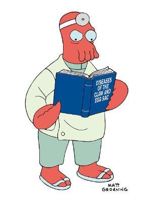 Doktor Zoidberg (Futurama)
