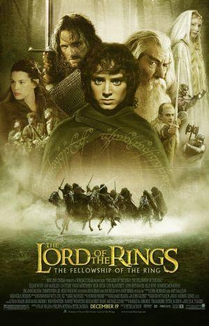 Pán prstenů - Společenstvo Prstenu