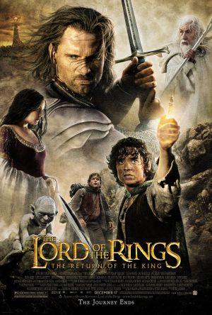 Pán prstenů - Návrat krále