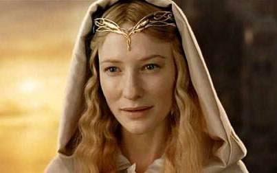 Cate Blanchett - Galadriel