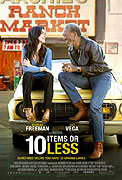 Poster k filmu       10 Items or Less