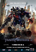 Poster k filmu        Transformers: Dark of the Moon