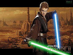 Poster k filmu        Star Wars: Episode II - Attack of the Clones
