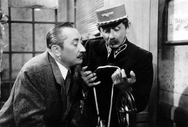 Přednosta stanice (1941)