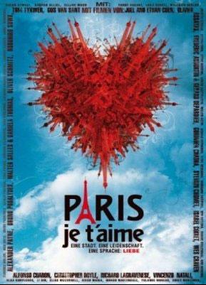 paříži miluji tě