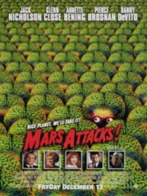 mars útočí