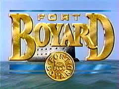 Klíče od pevnosti Boyard