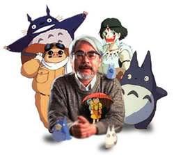 miyazakiandhiswork.jpg miyazaki's creations image by sara_chan36