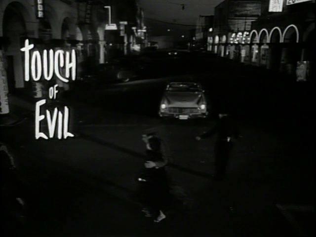 Dotyk zla