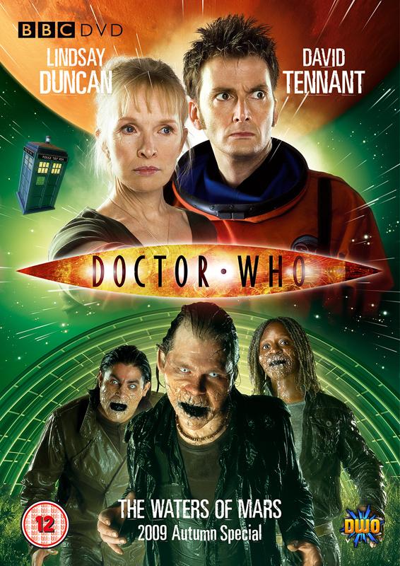 Pán času: Vody Marsu (2009)