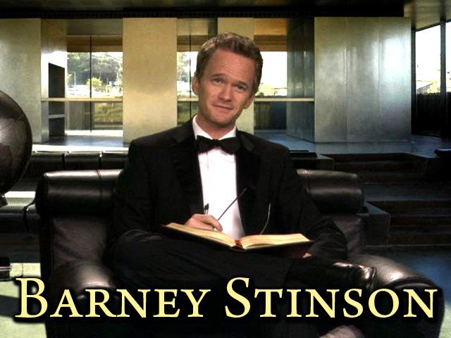 Barney - HIMYM