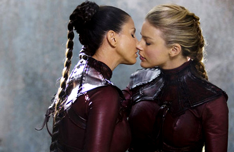 Mord-sith love