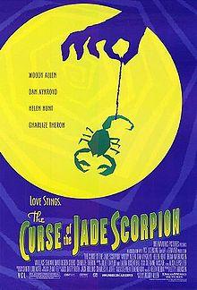 Prokletí žlutozenehého škorpiona