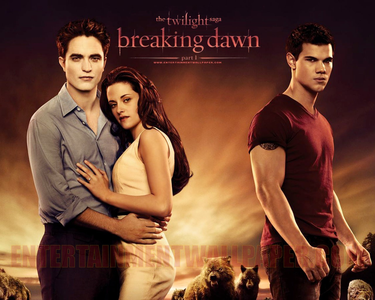 Twilight Saga: Breaking Dawn: Part One, The