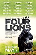 Poster k filmu        Čtyři lvi