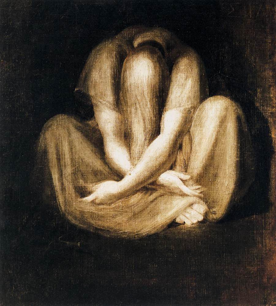 Henri Fuseli - Silence