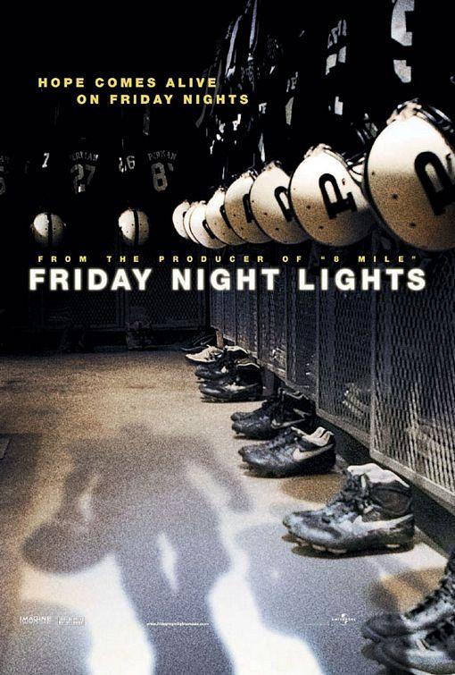 Světla páteční noci