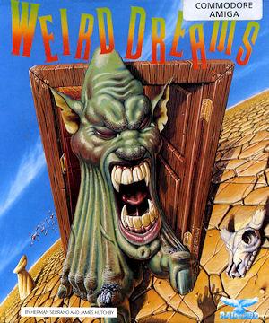 Weird Dreams cover